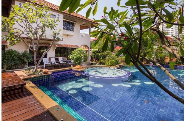 Perfect Pattaya   Villa Jade With Private Pool And Jacuzzi Ideas