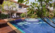 Pattaya - Villa Jade with Private Pool and Jacuzzi