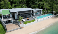 Phuket - 5 Star Beachfront 4 bedroom Villa with Private Pool